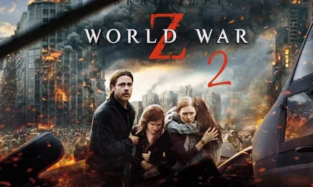 A continuação de Guerra Mundial Z foi oficialmente cancelada