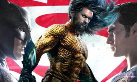 Aquaman supera a bilheteria de Batman vs Superman nos EUA