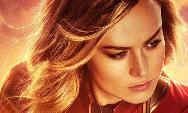 Capitã Marvel | Brie Larson comenta sobre pressão em se juntar ao MCU