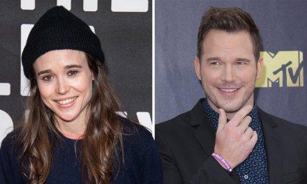 Chris Pratt responde Ellen Page após provocação por conta de igreja