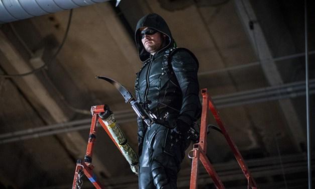 Arrow | Filmagens da 7ª temporada são concluídas