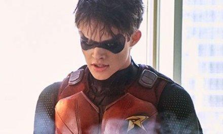 Titãs | Intérprete de Jason Todd posta foto misteriosa da 2ª temporada