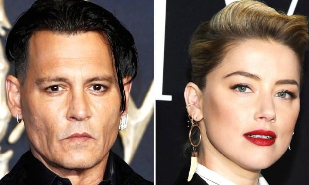 Amber Heard responde ao pedido de indenização de Johnny Depp