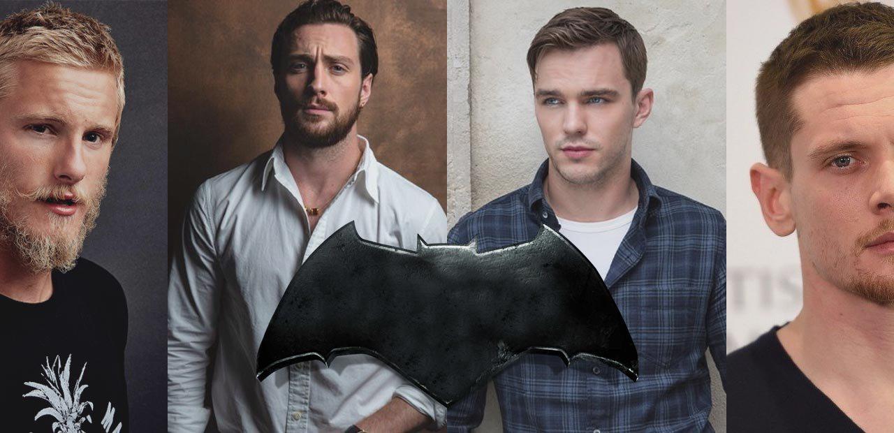 The Batman | Alexander Ludwig e Nicholas Hoult estão sendo cotados para viver o herói; confira outros nomes