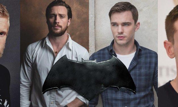 The Batman   Alexander Ludwig e Nicholas Hoult estão sendo cotados para viver o herói; confira outros nomes