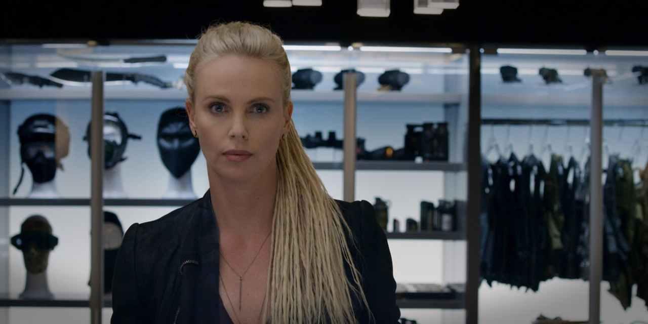 Velozes e Furiosos pode ganhar filme derivado com a personagem de Charlize Theron