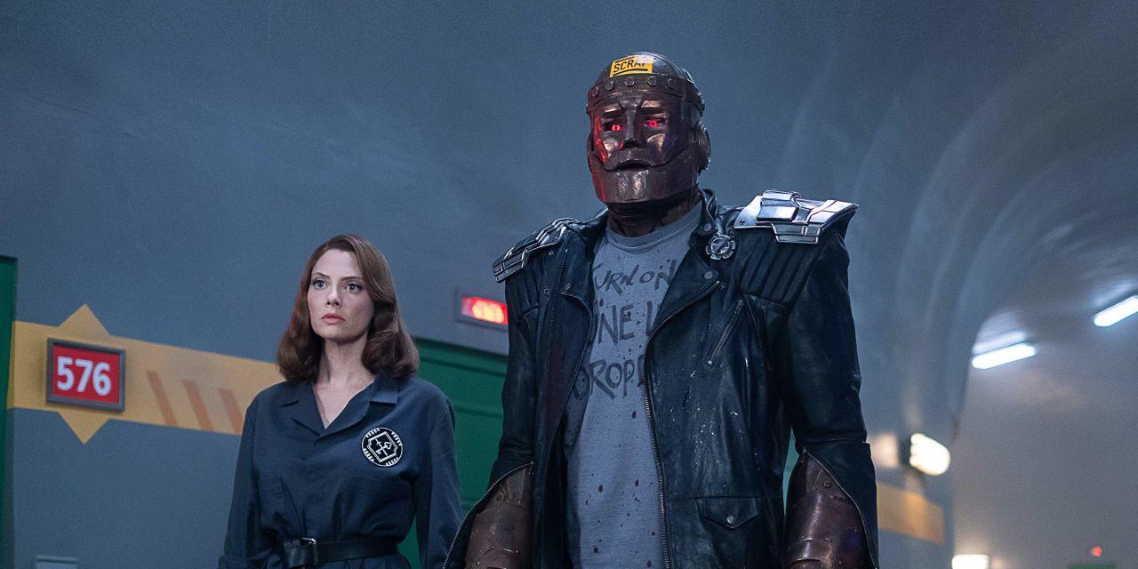 Crítica   Patrulha do Destino – 01×12: Cyborg Patrol