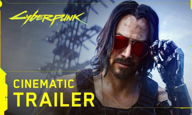 Keanu Reeves estará em Cyberpunk 2077