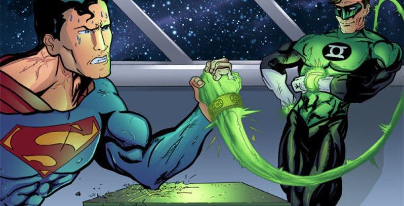 Novo rumor afirma que J.J. Abrams irá dirigir filme do Superman e do Lanterna Verde para a DC Films