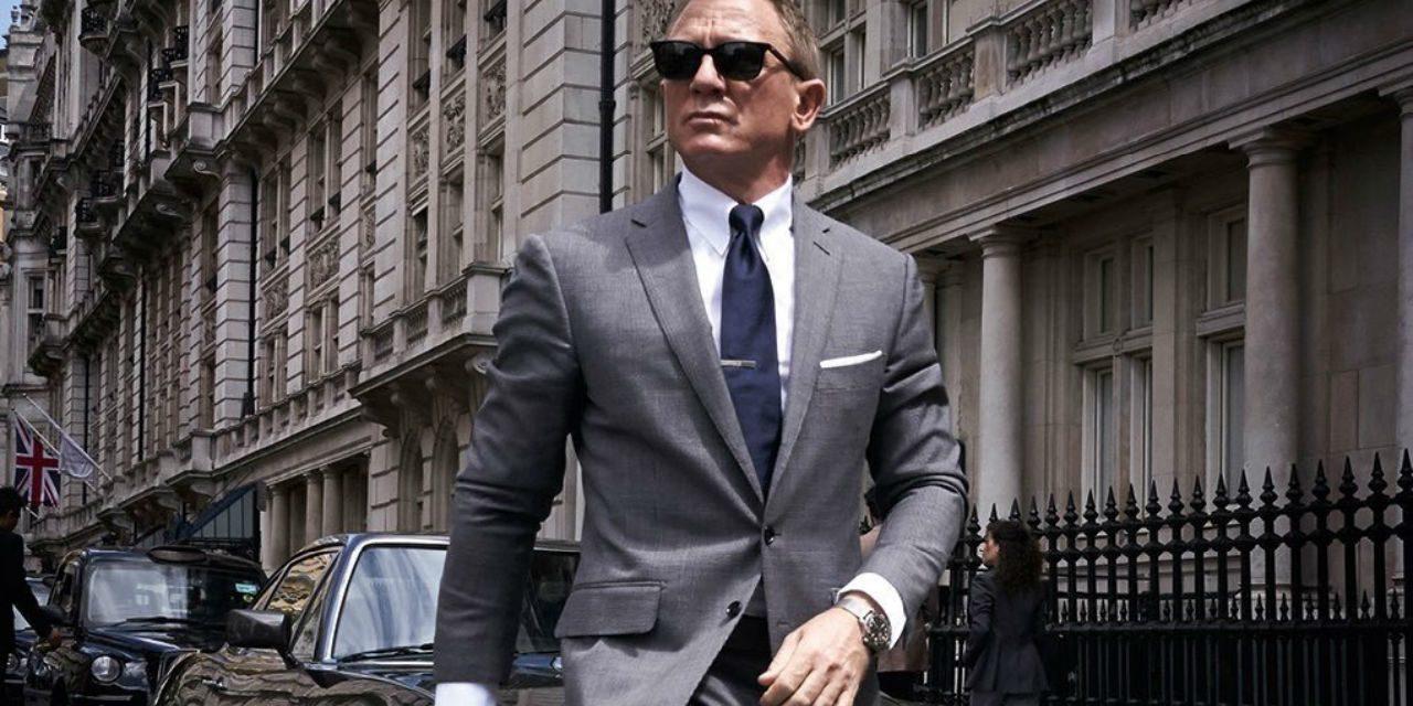 Novo filme de James Bond ganha título oficial