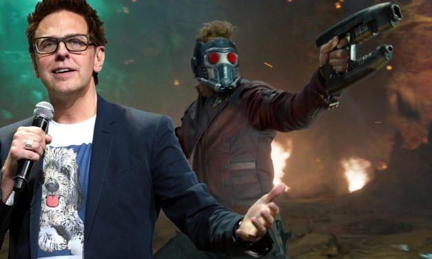 James Gunn quer relançar Guardiões da Galáxia com conteúdo inédito