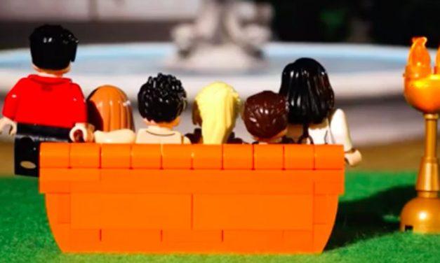 LEGO anuncia versão inspirada em Friends