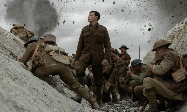 Incrível! Vídeo mostra bastidores de 1917, filme de guerra em plano sequência