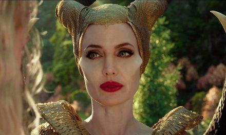 Malévola: Dona do Mal   Pôster destacando Angelina Jolie é divulgado