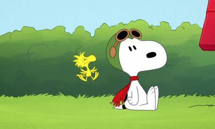 Snoopy in Space   Trailer do desenho da Apple TV+ é divulgado