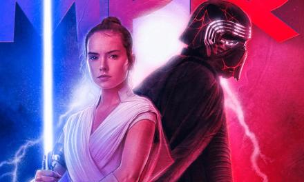 Star Wars 9 | Kylo Ren e Rey surgem em fotos de revista