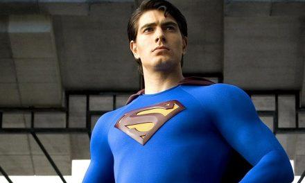 Ator de Supergirl está empolgado com retorno de Brandon Routh como Superman