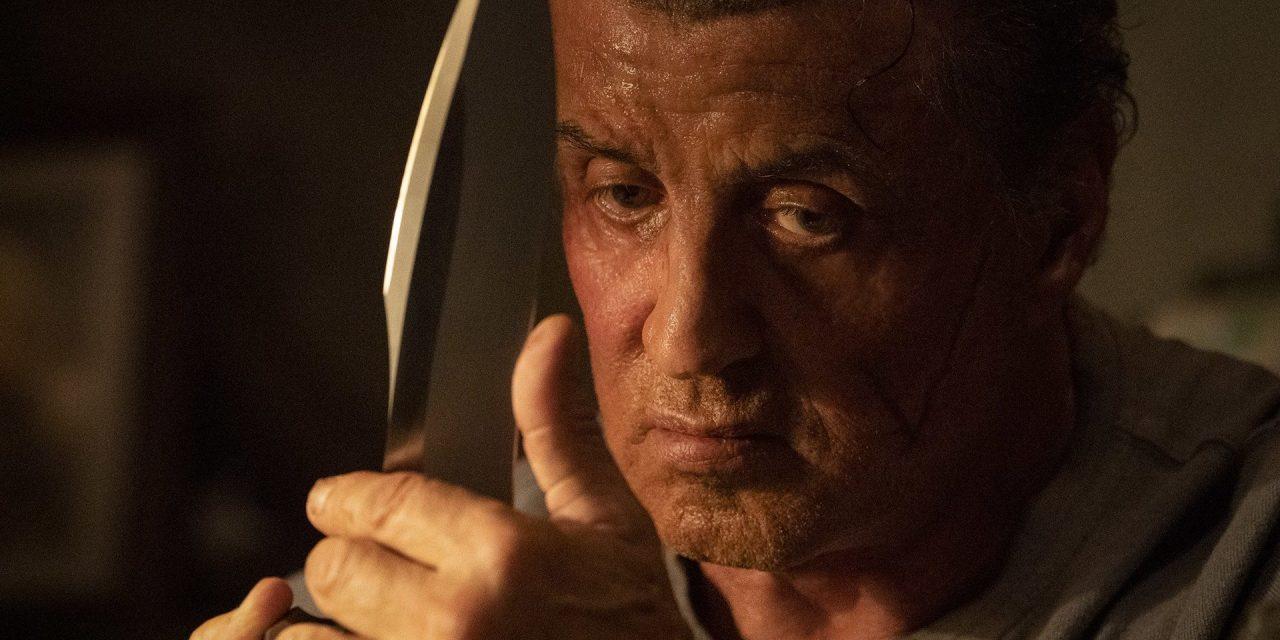 Rambo: Até o Fim   Novo teaser mostra Stallone sanguinário