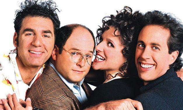 Netflix adquire os direitos da série Seinfeld
