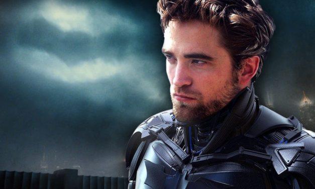 Robert Pattinson ainda não sabe como é o novo Batman do cinema