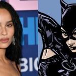 The Batman | Zoe Kravitz será a Mulher-Gato no longa