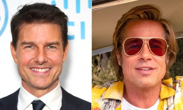 Tom Cruise e Brad Pitt podem estrelar remake de Fogo Contra Fogo