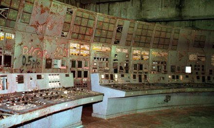 Chernobyl | A sala de controle do Reator 4 já está aberta aos turistas