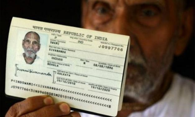 Indiano afirma ser a pessoa mais idosa que já pisou a Terra e gera polêmica