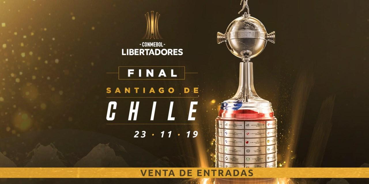 Cinema exibirá final da Libertadores entre Flamengo e River