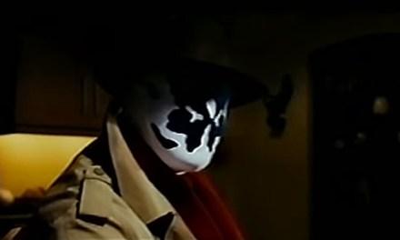 Roteirista publica teste de cena com Rorschach e Coruja em Watchmen de 2003