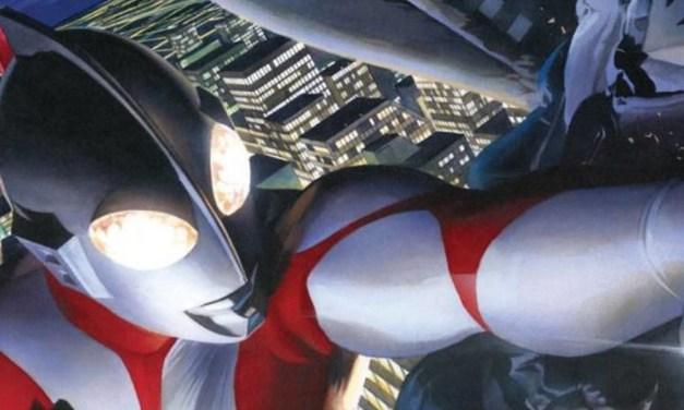 Ultraman irá ganhar HQ na Marvel em 2020