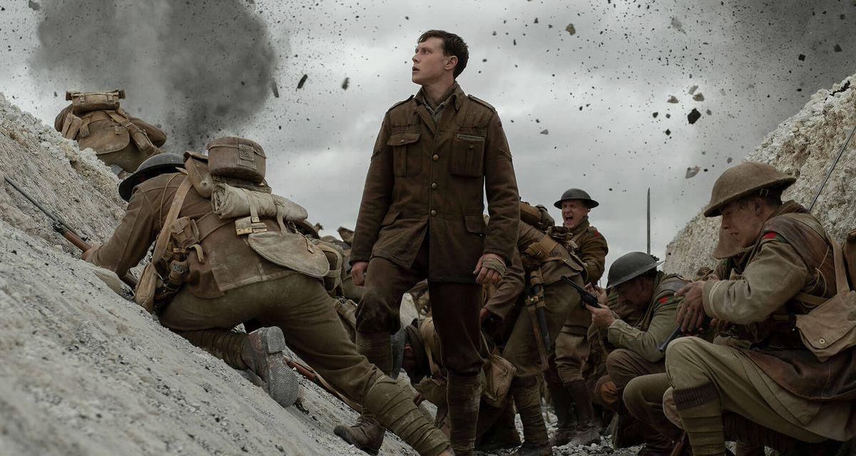 Crítica   1917 – O Retrato Sórdido de uma Guerra sem Vencedores