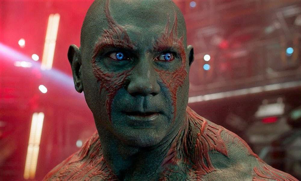Dave Bautista indica possível participação em filme da DC