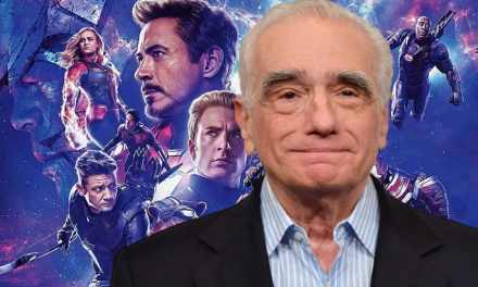 Filha de Scorsese embrulha presente do pai com papel da Marvel