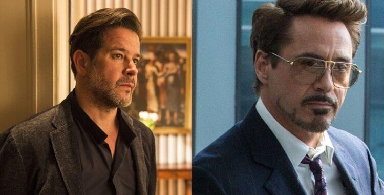 Murilo Benício é confundido com Robert Downey Jr. em supostas imagens de Viúva Negra; Entenda