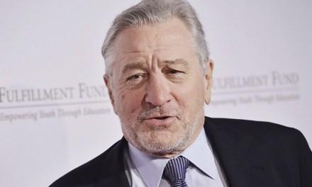 "Robert De Niro diz que adoraria jogar um ""saco de merda"" na cara de Donald Trump"