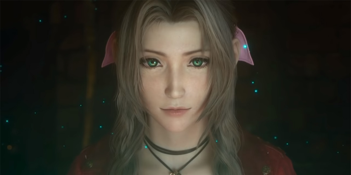 Cena de abertura do remake de Final Fantasy VII é vazada