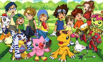 Digimon irá ganhar série para TV ainda em 2020