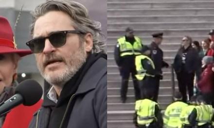 Joaquin Phoenix, ator de Coringa, é preso nos Estados Unidos
