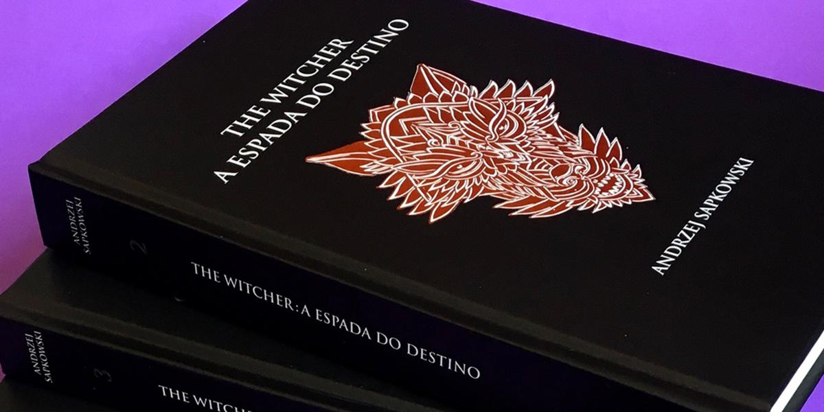 The Witcher   Livros que inspiraram a série serão relançados com capa dura no Brasil