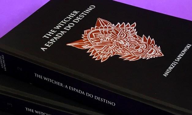 The Witcher | Livros que inspiraram a série serão relançados com capa dura no Brasil