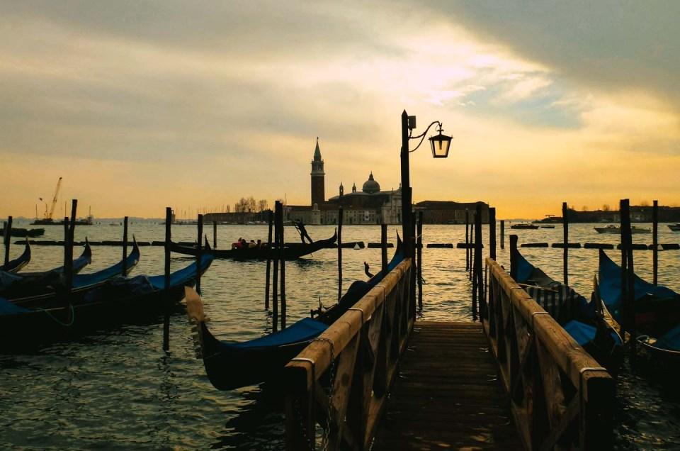 Escapade Amoureuse à Venise