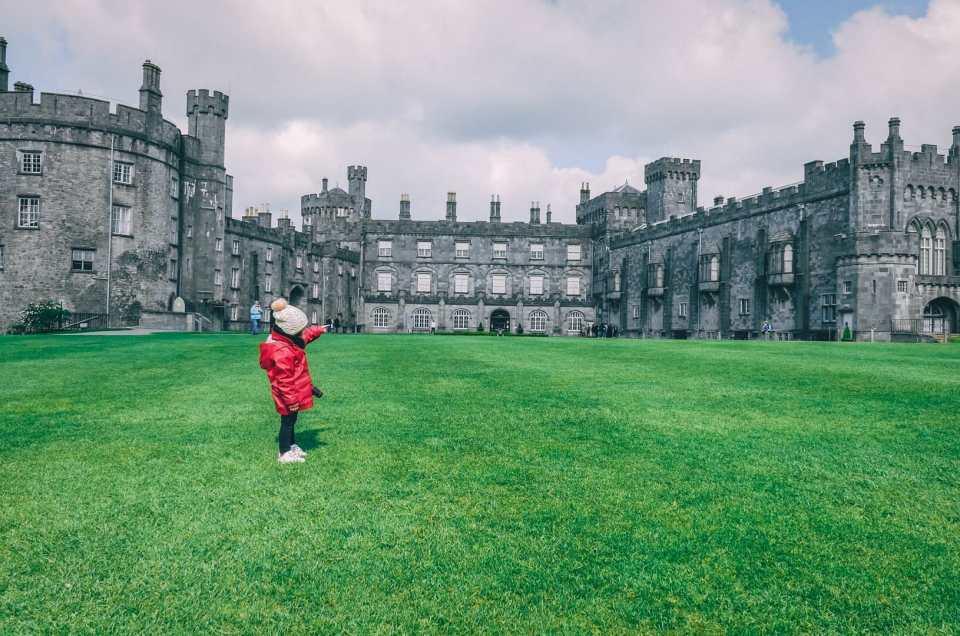 Ambiance médiévale de Kilkenny à Rock of Cashel