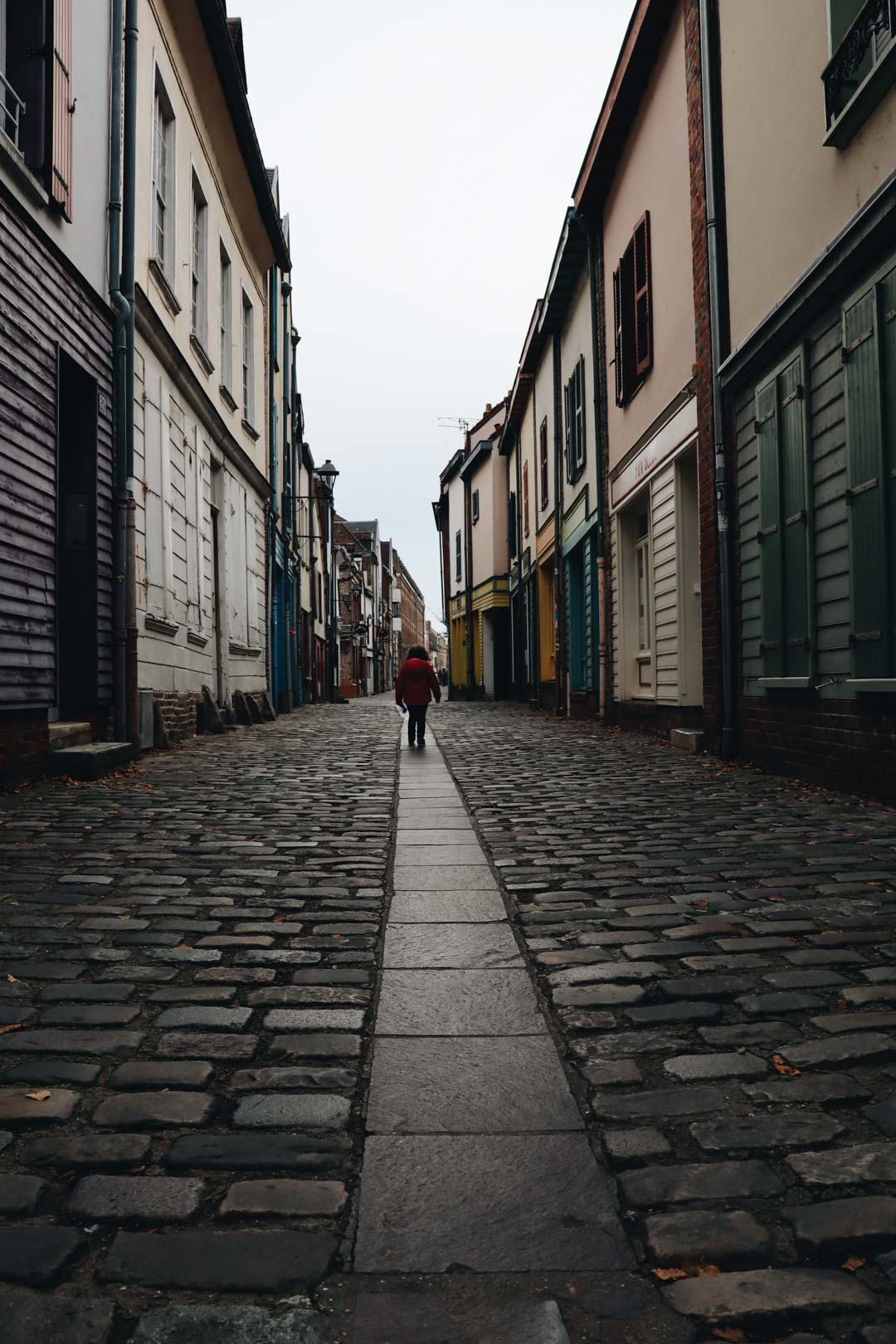 rue quartier saint leu amiens