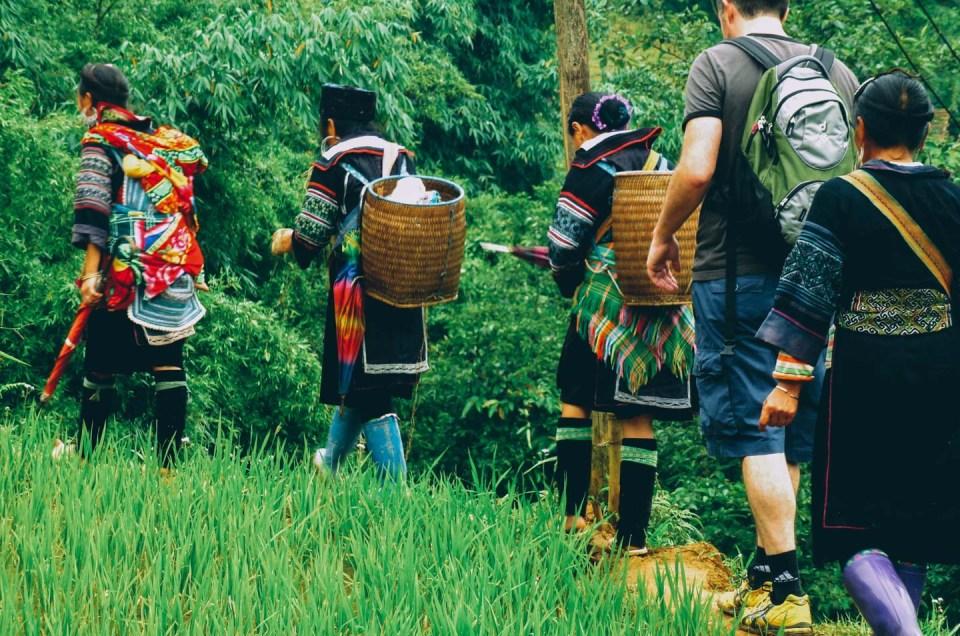 Road Trip dans le Nord du Vietnam