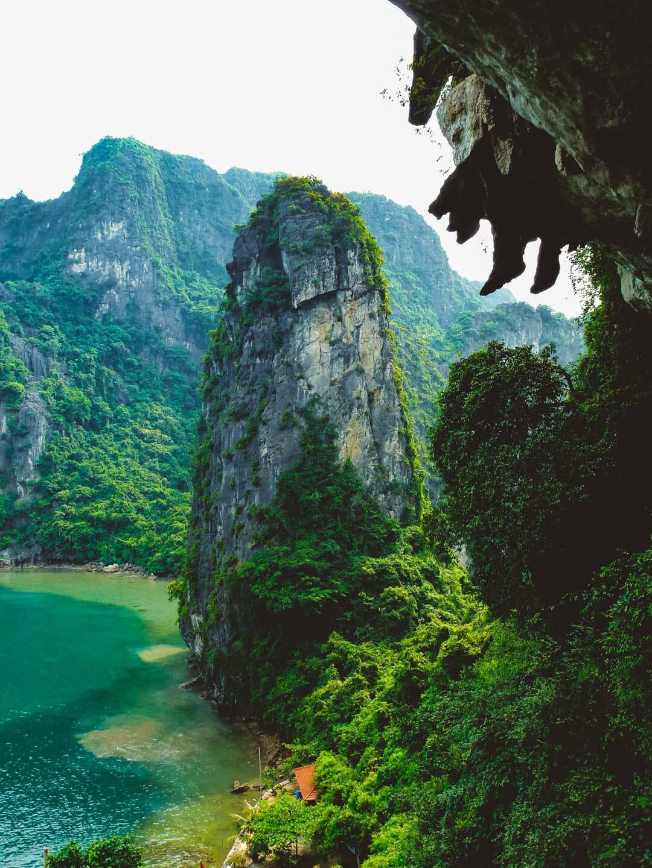 îles karstiques halong