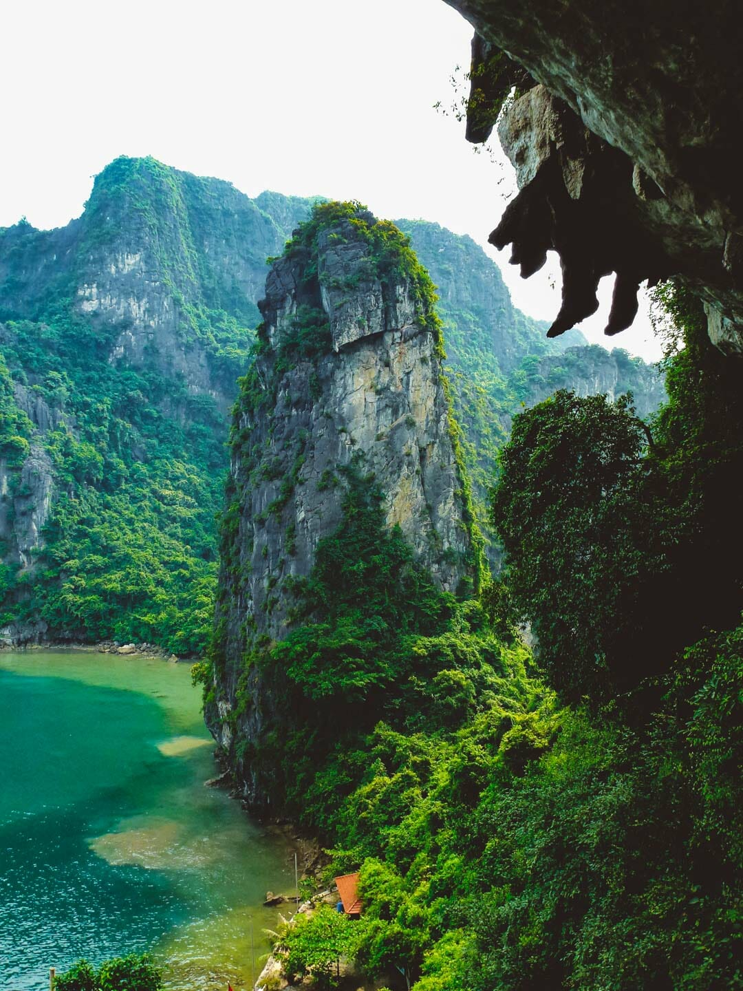 croisiere baie halong