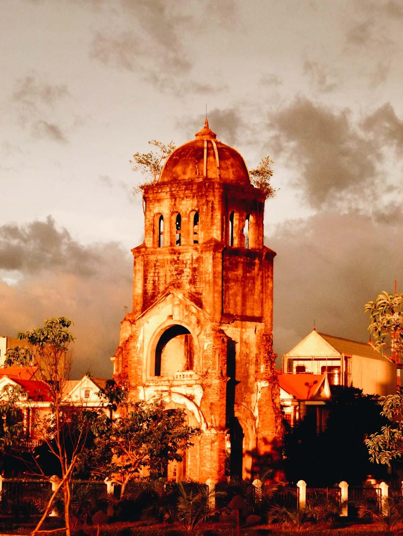 lever soleil église Dong Hoi