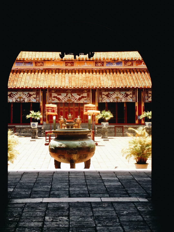 pagode Bao Quoc hué