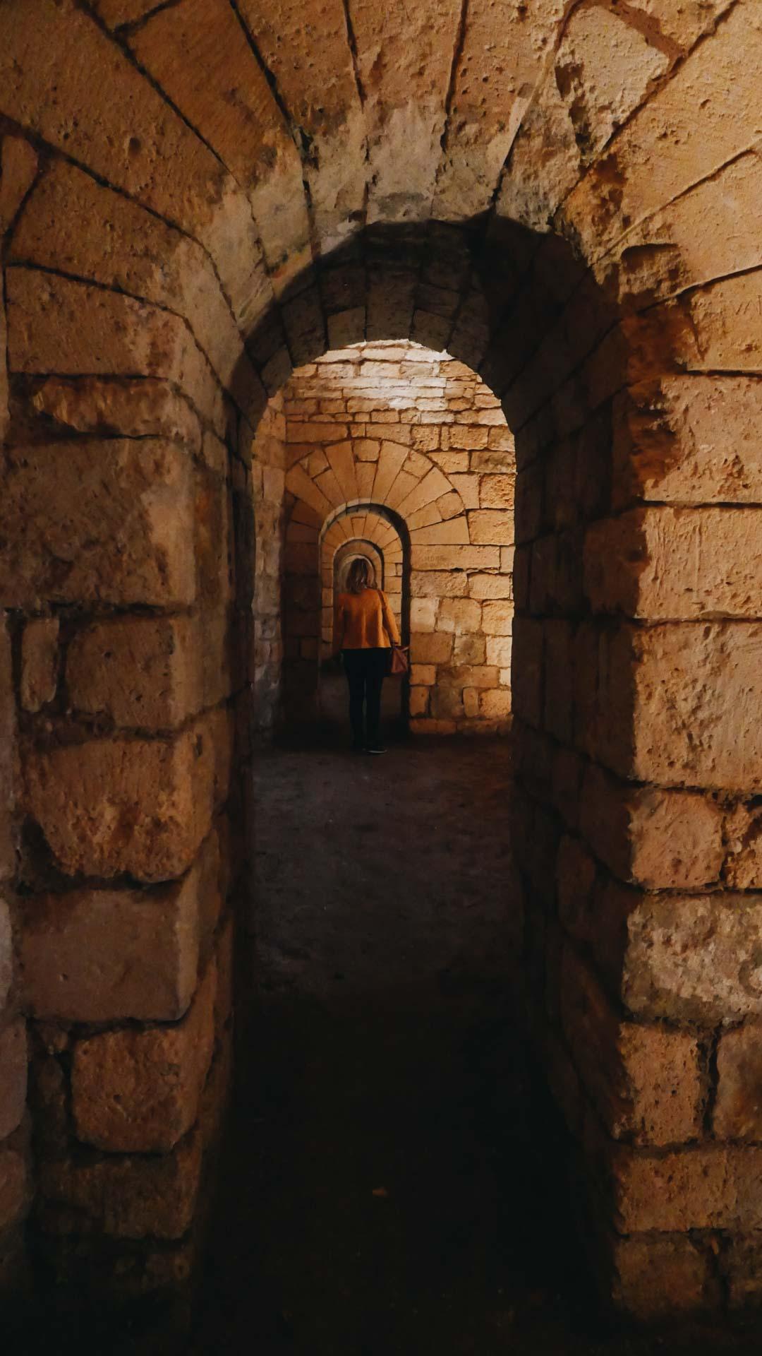 souterrain de Laon